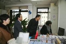 张延昆副市长到市人口计生委调研指导工作